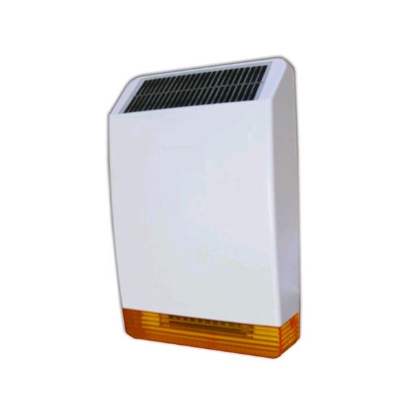 Pannello Solare Per Defender : Sirena defender wireless automatizzata pannello