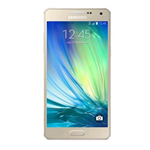 "SAMSUNG A300 GALAXY A3 4.5"" 16GB 4G LTE ANDROID 4.4.4 ITALIA GOLD"